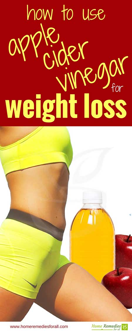 acv for weight loss infographic