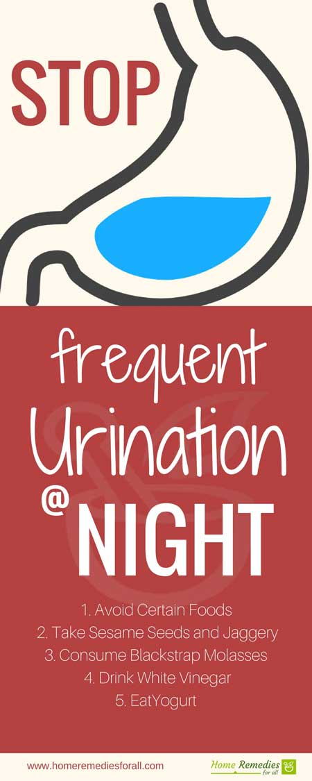 how to help frequent urination