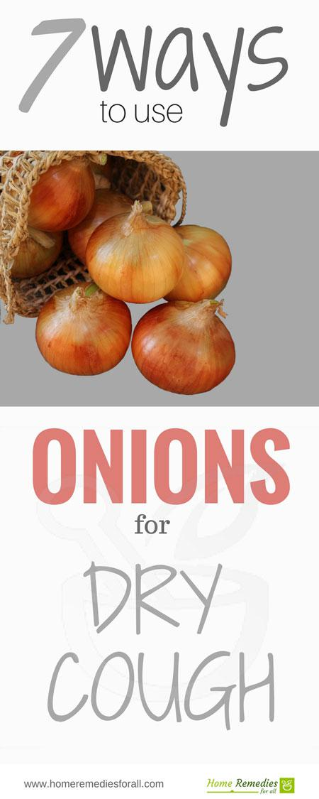 onions for cough infographic