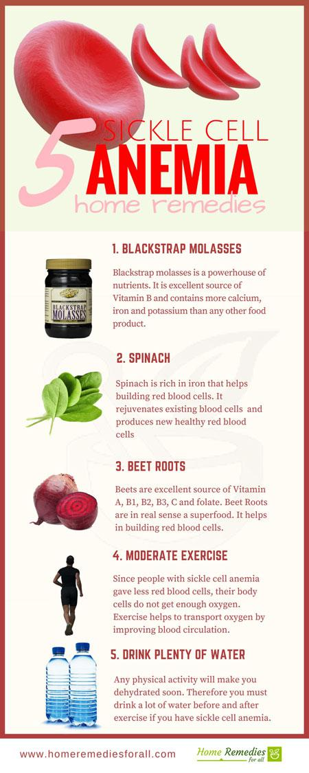 Home Remedies For Sickle Cell