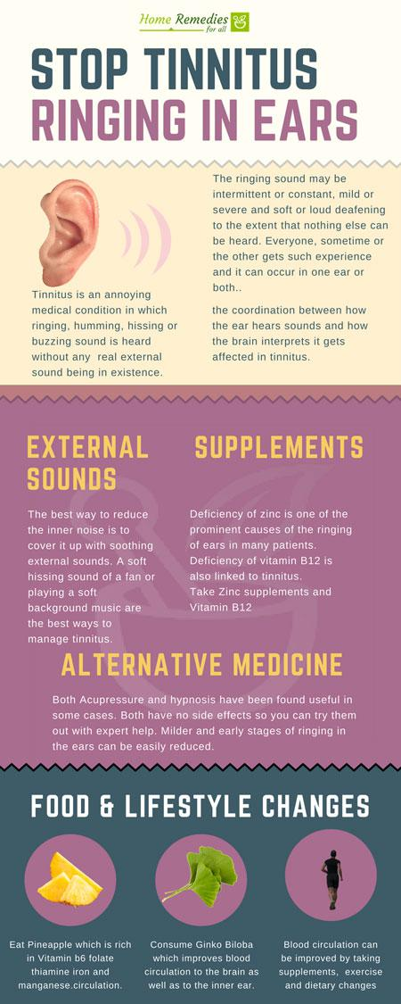 All Natural Remedies For Tinnitus