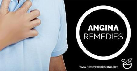 angina home remedies