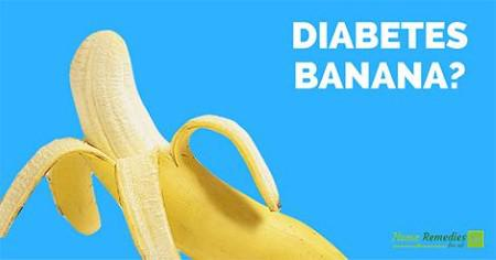 banana good for diabetes