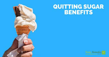 benefits of quitting sugar