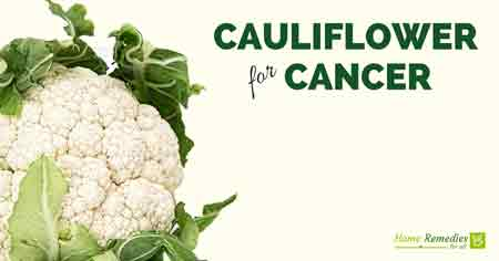 cauliflower for cancer