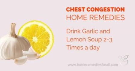 how to clear up chest congestion