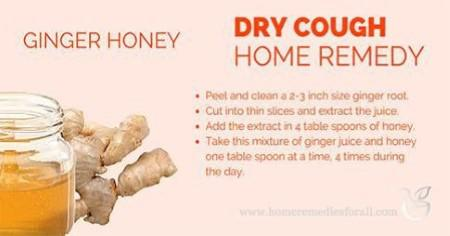 Cough Remedy Natural Honey