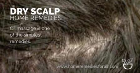 Dry Scalp Remedies