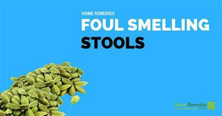 foul smelling stools remedies