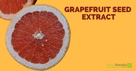 grapefruit seed extract thrush
