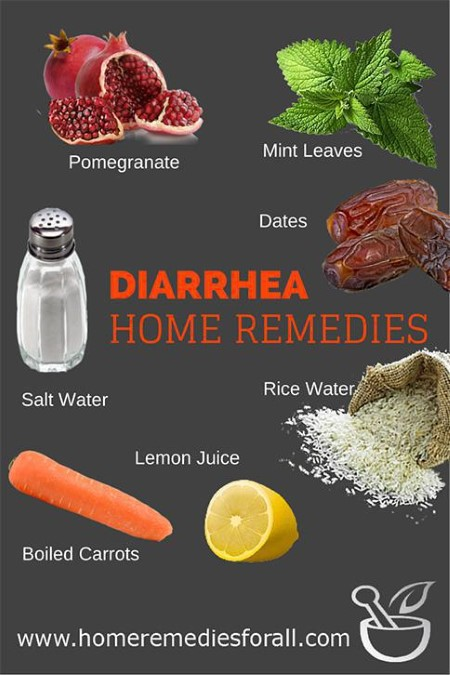 Home Remedies For Infants With Diarrhea