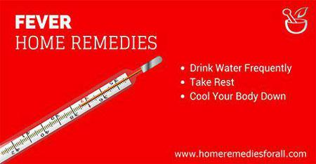 Picture of Home Remedies for Fever