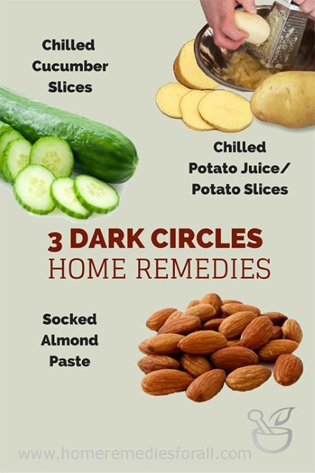 home remedies for dark circles how to get rid of circles the 28750
