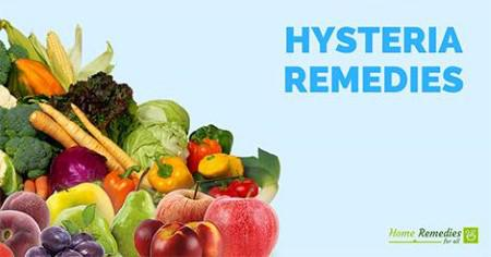 hysteria home remedies