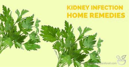 kidney infection remedies