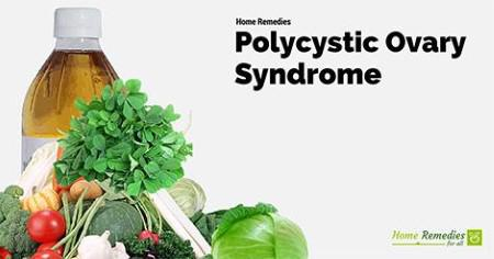 polycystic ovary syndrome remedies