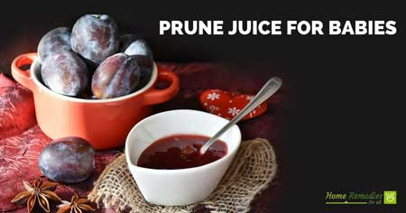 Prune Juice For Babies Natural Laxative For Constipation