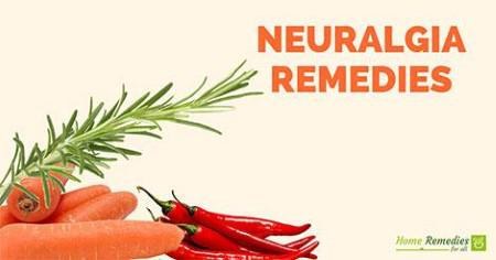 remedies for neuralgia