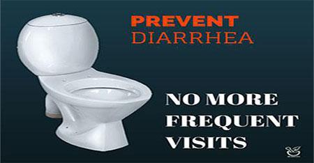 Stop All Types of Diarrhea
