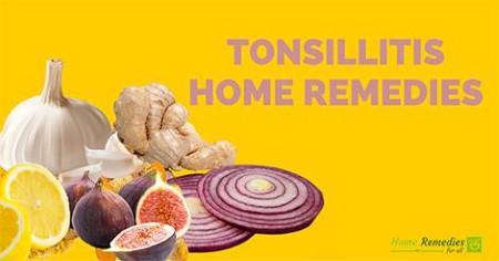 Natural Remedies For Tonsillitis Adults