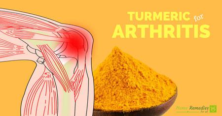turmeric for arthritis pain relief