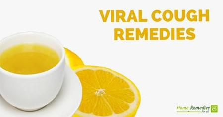 viral cough remedies